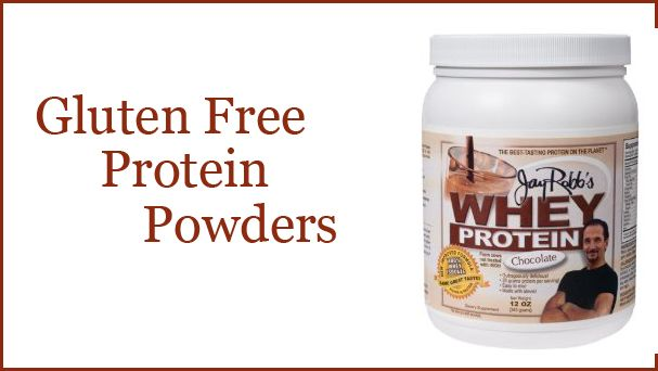 Gluten Free Protein Powder- Definitely helpful. Not all of them are dairy free, so watch out. Read carefully.