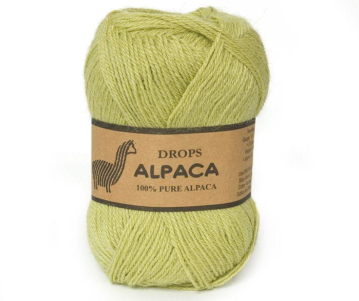 włóczka Alpaca DROPS : włóczka Alpaca Drops 7300
