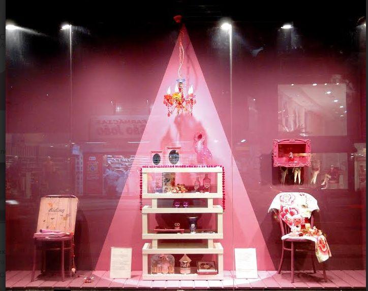 Decoração, Casa, Flamingo Pink, Window , Pip Home por Alexandra Difa