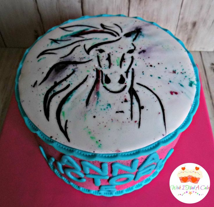 Birthday Cake Decorations Horses : 10+ ideas about Horse Cake on Pinterest Horse party ...