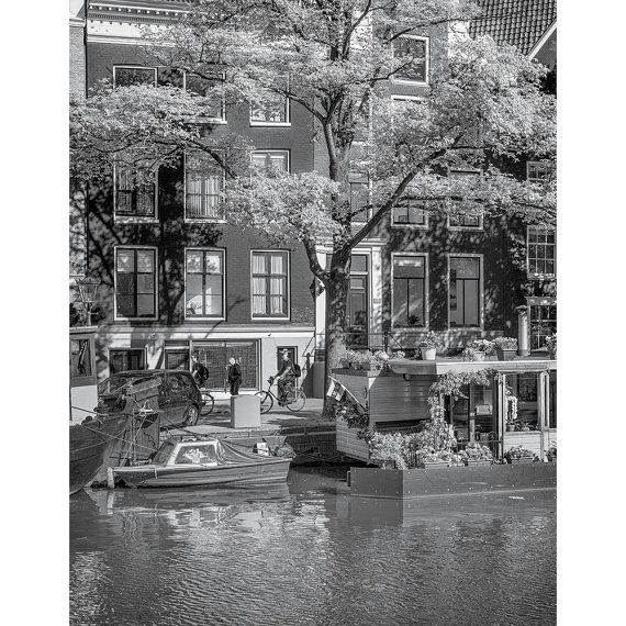"""""""Amsterdam Canals #3"""""""