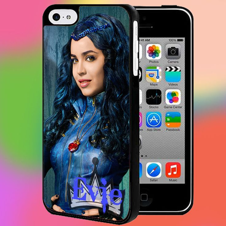 DESCENDANTS TV SHOW EVIE FOR IPHONE AND SAMSUNG GALAXY CASE #PNY