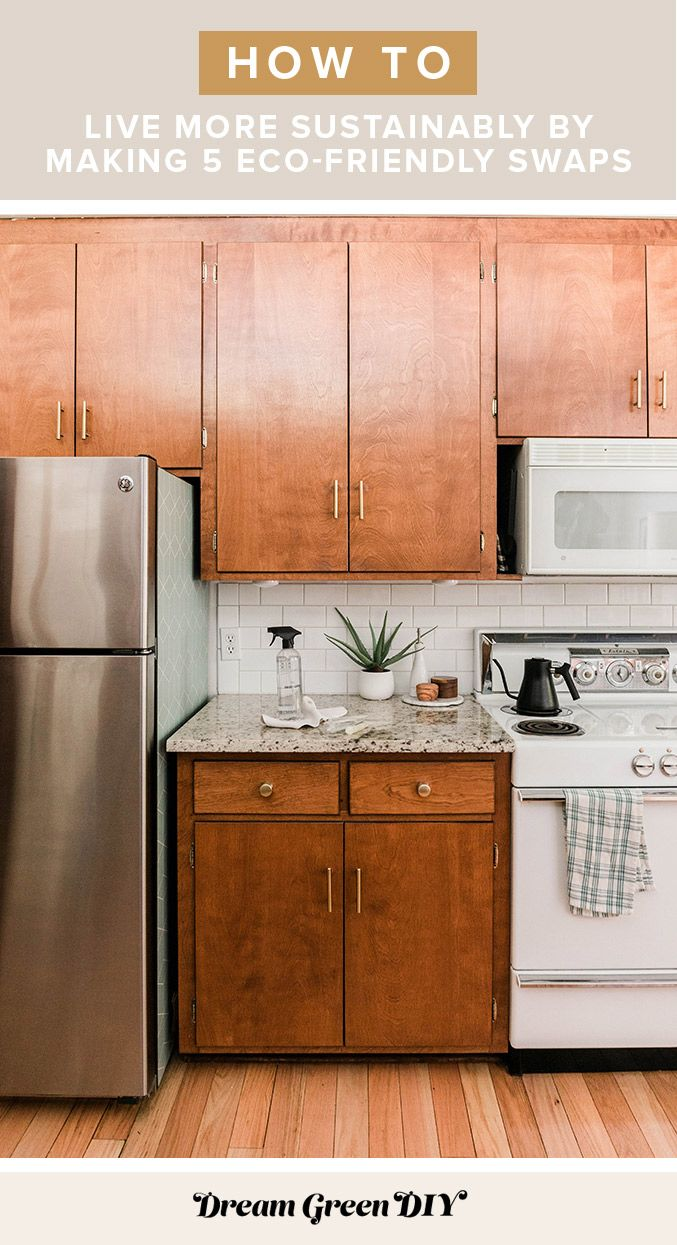 5 Eco Friendly Sustainable Home Swaps In 2020 Sustainable Home Sustainable Kitchen Design Eco Friendly Kitchen