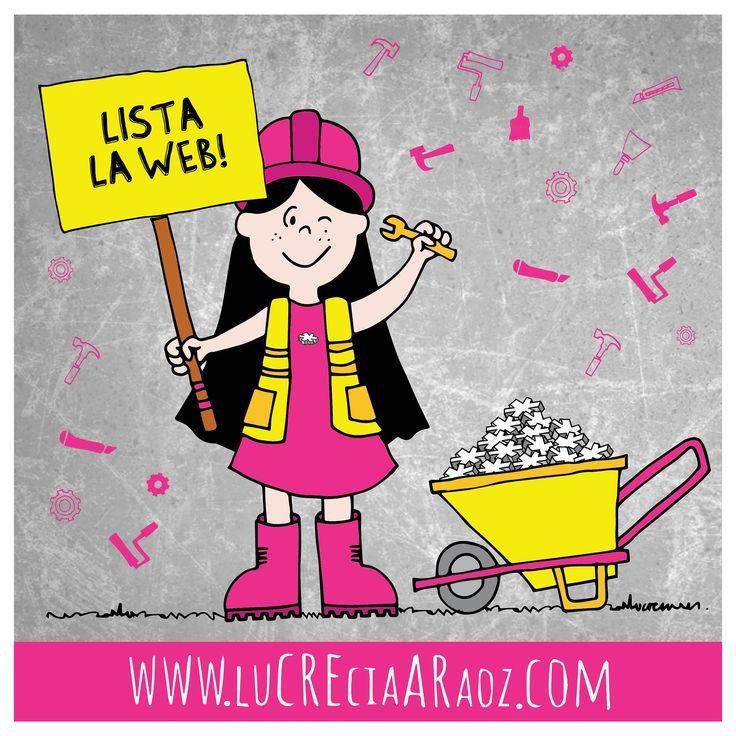 Lux hawaiana!   #lux #muñeca #pink #doll #web #work #trabajo #buil #contruccion #asterisco #diseño #design #ilustration #ilustracion ver mas en FB: lux la muñeca