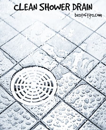 1000 Ideas About Shower Drain Cleaner On Pinterest