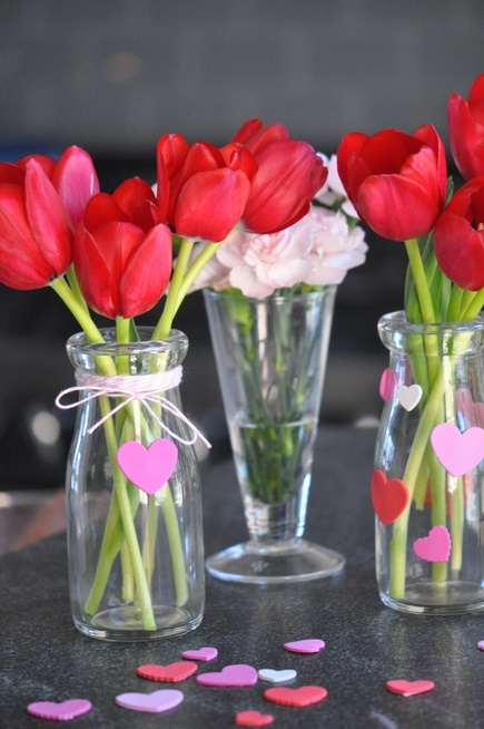 29 best valentine's day images on pinterest | flower arrangements, Ideas