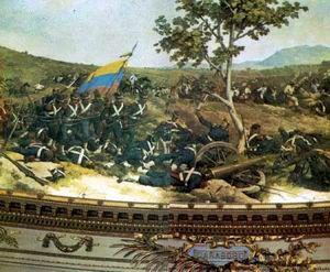 24 de Junio de 1821, Batalla de Carabobo