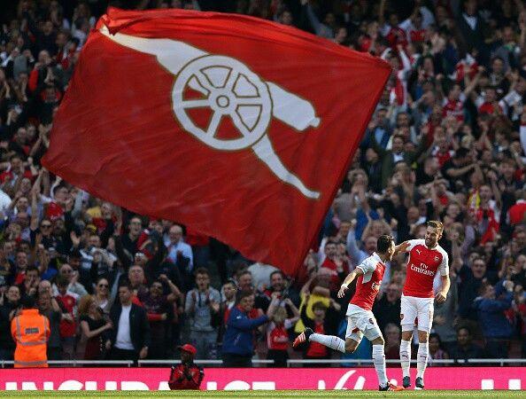 Arsenal 3-0 Manchester United (October 2015)