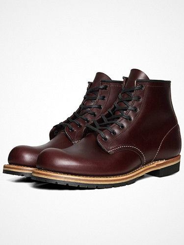 """2012.12.05. Style and comfort. The Red Wing 9011 Beckman 6"""" Round Toe Boot."""