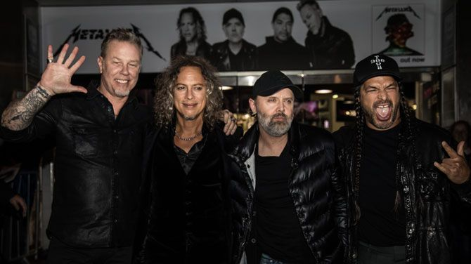 Metallica November new album Hardwired 2016!!!