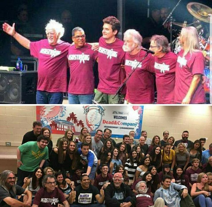 Dead & Company Honored MSD Parkland Students #MSDSTRONG setlist & videos  Monday February 26, 2018  BB&T Center Sunrise , FL