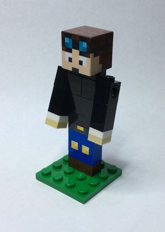 25 Best Ideas About Lego Minecraft On Pinterest