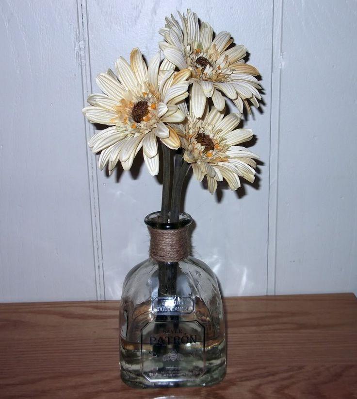 Liquor Bottle Centerpieces: 17 Best Images About Liquor Bottles On Pinterest