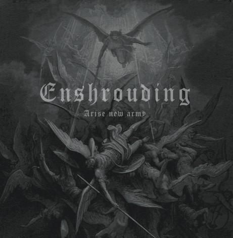Enshrouding -Arise New Army (CD 2010)  Black/Death Metal