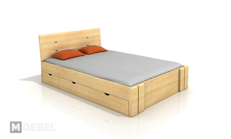 Manželská postel s úložným prostorem Katrine 2 - https://www.moebel.cz/manzelska-postel-s-uloznym-prostorem-katrine-2/