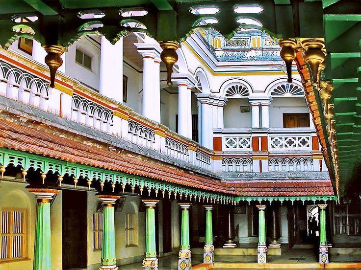 Chettinad House - Chennai, India  AR10 Stop 5