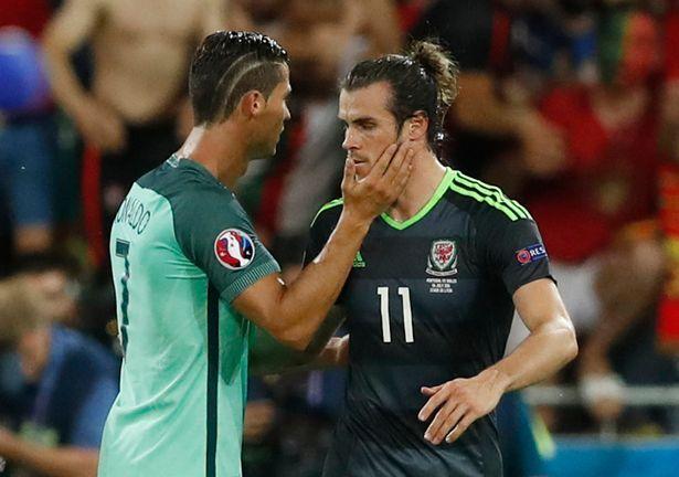 Gareth Bale, Cristiano Ronaldo, Portugal 2-0 Wales, Euro 2016 News