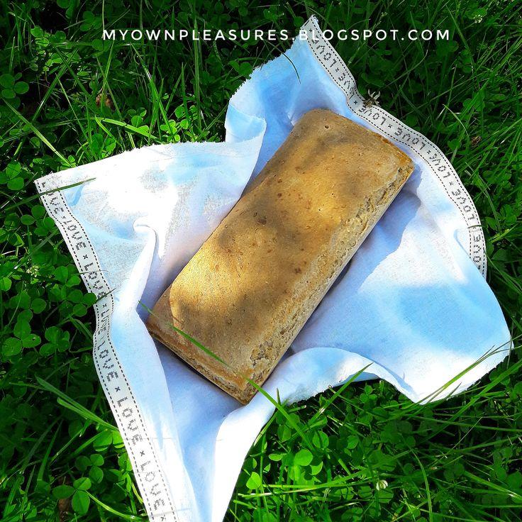Najlepszy domowy chleb, przepis
