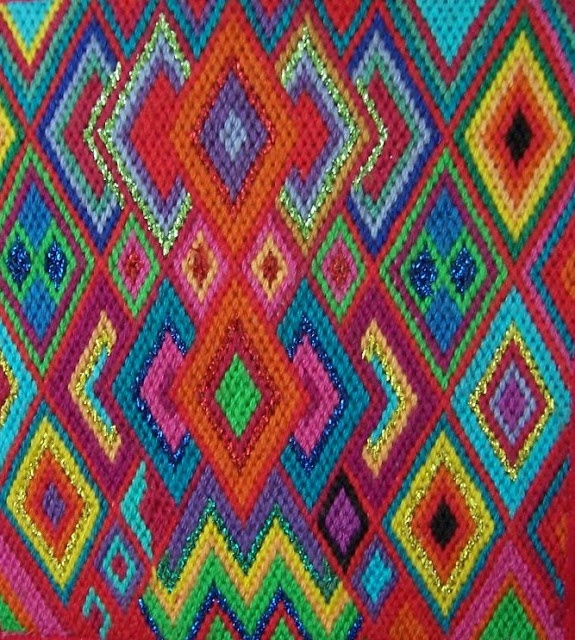 1000 Ideas About Bargello Needlepoint On Pinterest