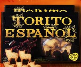 Torito Español. El Beato.    De nata.    Envase de 400 g.  Caja de 10 unidades.