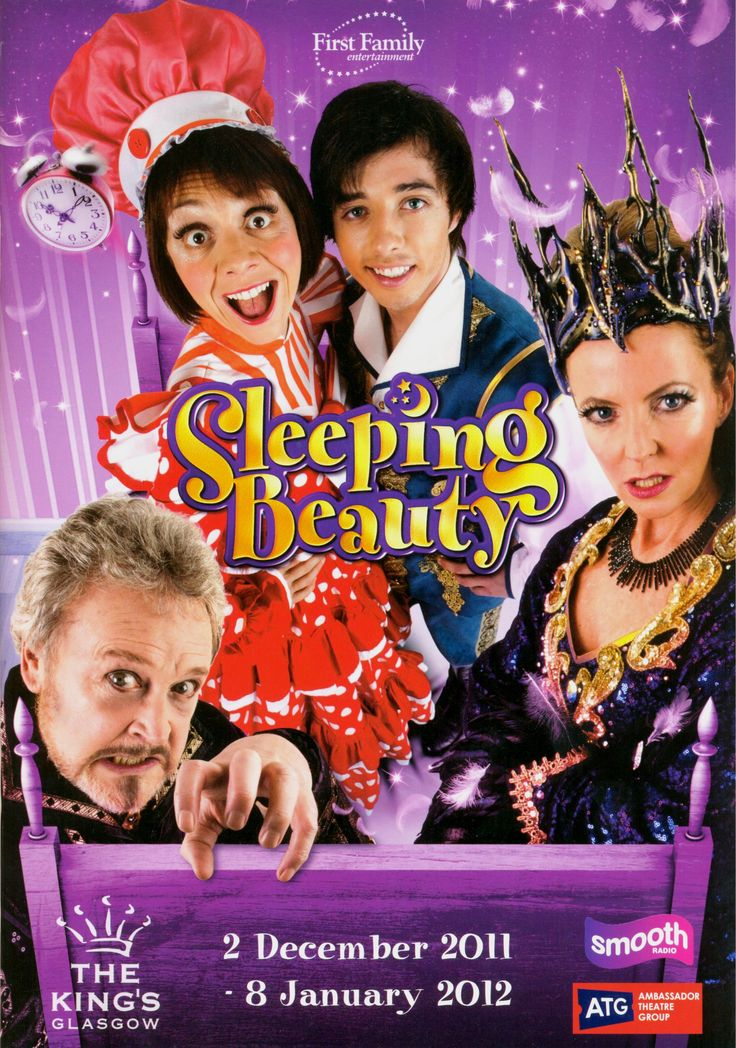 Sleeping Beauty starring Karen Dunbar, Clare Grogan, Tony Roper and Keith Jack (2011/12)