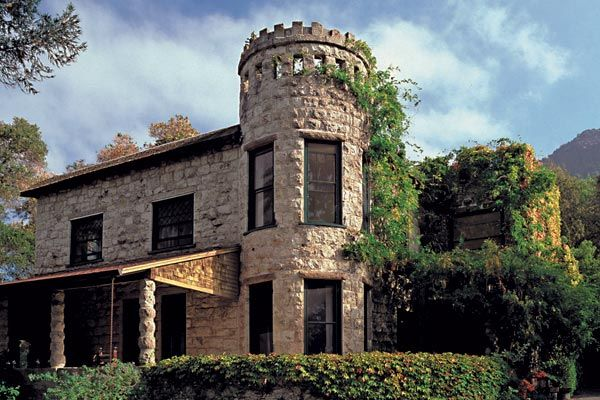The majesty of Stags' Leap Winery astonishes many first-time visitors. Located on the east side of the Napa Valley, the 240-acre estate rests in its own intimate valley, graced with natural beauty, historic buildings, gardens, and a legendary reputation for elegant wines that express their unique terroir.