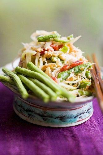 タイでお馴染みのダイエットサラダ『ソムタム』でキレイに痩せる! - macaroni