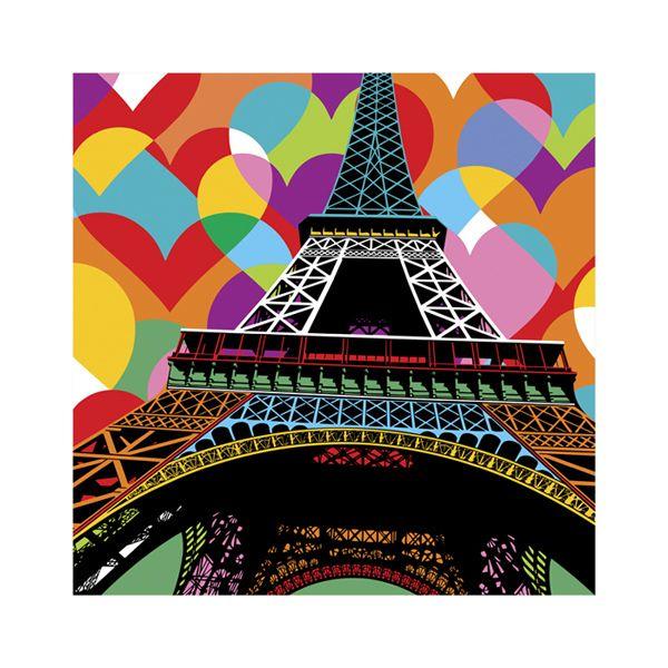 Eiffel Tower | Love Paris | Pop Art | Lobo | Flickr - Photo Sharing!