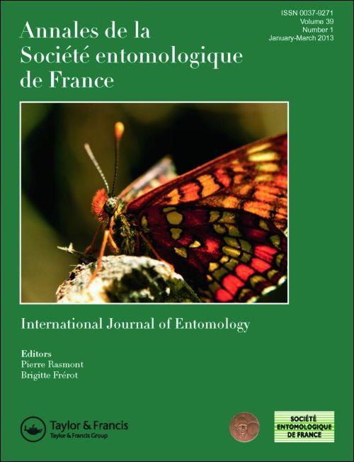 Revue internationale d'entomologie fondée en 1832. Publication trimestrielle à destination des chercheurs. Archives 1832-1922 sur BHL http://www.biodiversitylibrary.org/title/8188#page/7/mode/1up Archives 1832-2002 sur Gallica  http://gallica.bnf.fr/ark:/12148/cb34349289k/date BU LILLE 1 COTE 595.70(05)ANN http://catalogue.univ-lille1.fr/F/?func=find-b&find_code=SYS&adjacent=N&local_base=LIL01&request=000200156
