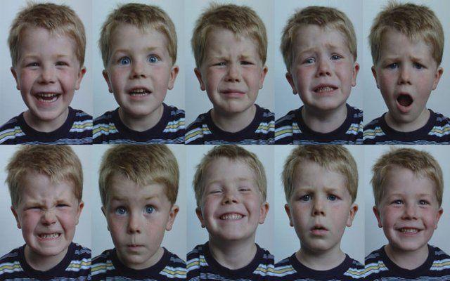 Πώς αναγνωρίζουμε τις εκφράσεις του προσώπου;