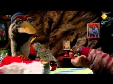 koekeloere kerstbezem-boom (kerst)