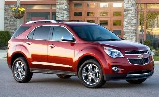 2010 Chevy Equinox One day I'll have a dependable car