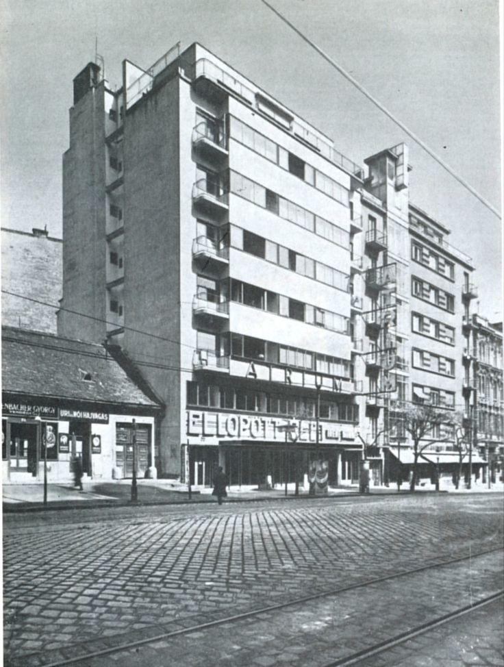 #1935 #budapest #margitkorut #atrium #anno
