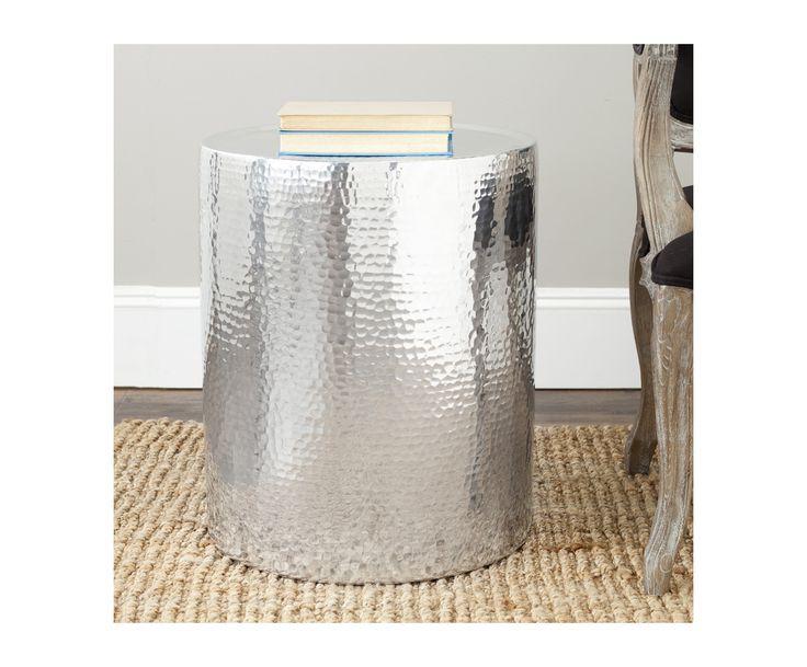 Столик - алюминий - металлический - В53,08 | Westwing Интерьер & Дизайн