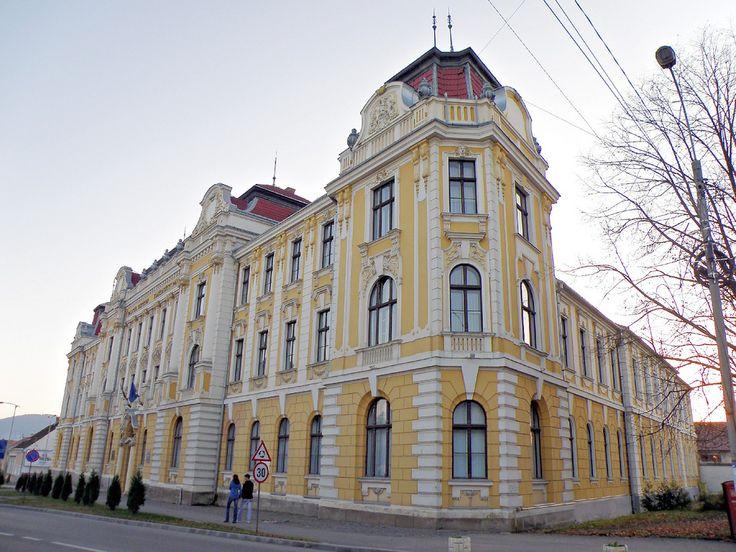 Palatul de Justiție - Miercurea Ciuc