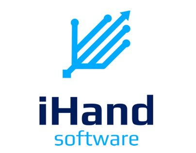 """Check out new work on my @Behance portfolio: """"iHand - logo for sale"""" http://be.net/gallery/49560007/iHand-logo-for-sale"""
