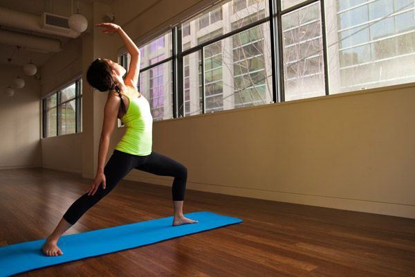 10 Simple Tips For Practicing Yoga At Home #healthy #yoga