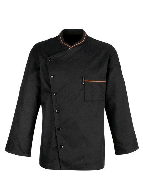 Bragard Chicago Chef Jacket - Black