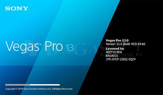 Sony Vegas Pro 13 Crack Free Download Full Version u4pc