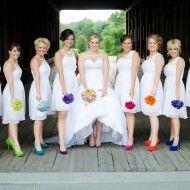 Significados especiais por trás das populares cores de casamento