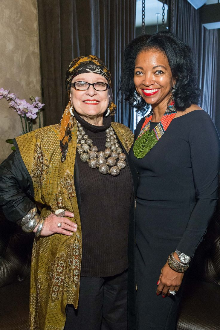 Jewelry designer Masha Archer and Denise Bradley-Tyson InspiredLuxe.com - Handcrafted Luxuries from Around the Globe - #inspiredluxe #culturedstyle #worldstyle #globalstyle #fashion #sanfrancisco #launchevent #onlineshopping #african #indian #moroccan #homedecor #interiordesign #jewelry #handmade #handcrafted #artisan #fairtrade #ethicalfashion #socialenterprise #artisanmade #accessory #necklace #beaded #traditional #tribal #ethnic #mashaarcher #denisebradleytyson