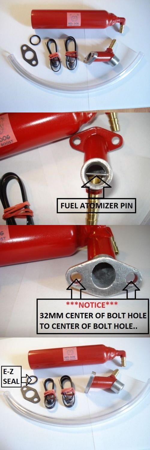 Other Bike Components and Parts 57267: Hi Performance Red Dog Turbo Boost Chamber Kit For 49Cc/80Cc Bicycle Engine Kit -> BUY IT NOW ONLY: $35.89 on eBay!