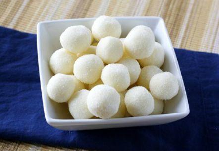 White Chocolate Lemon Truffles | Food for Fat people | Pinterest ...