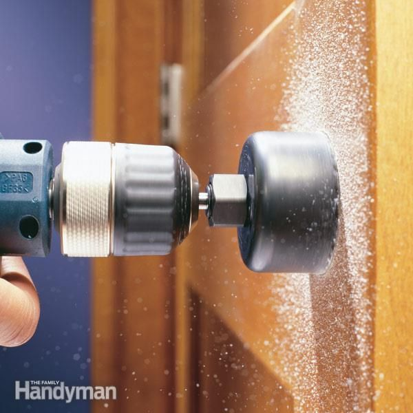 cutting clean holes with hole saws requires a little skill and practice. here are the key techniques that will make the task safer and give you the best results.