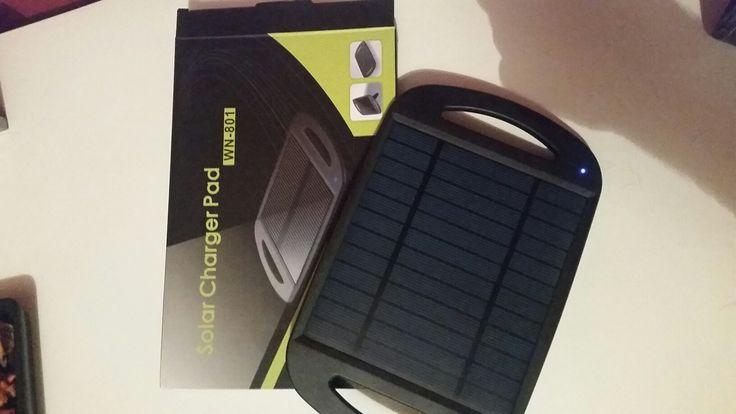 Solar charger ηλιακός φορτιστής για κινητα
