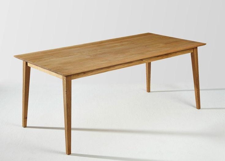 Esstisch Filippa Holztisch Holz Wildeiche Massiv Größe Wählbar 20947