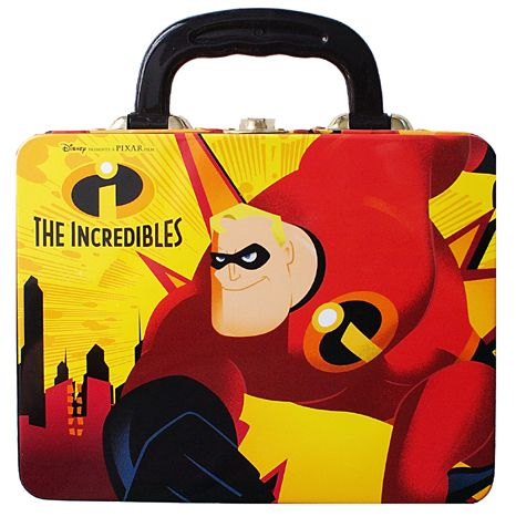 The Incredibles Lunch Box and more of The Incredibles toys at Funstra