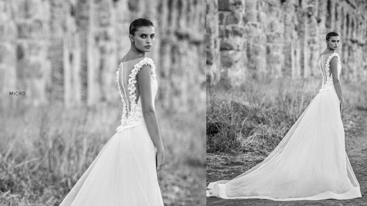 Потрясающие свадебные платья от Alessandro Angelozzi - Ярмарка Мастеров - ручная работа, handmade