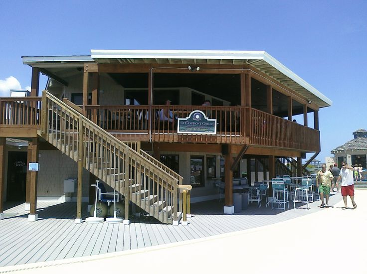 Oceanfront Grille Corolla Nc Favorite Corolla Places