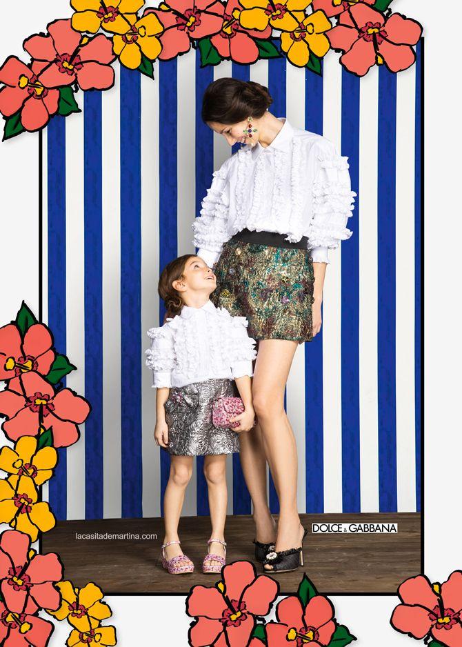 ♥ DOLCE & GABBANA MiniMe ♥ Vestir como mamá y papá nunca fue tan fácil : Blog de Moda Infantil, Moda Bebé y Premamá ♥ La casita de Martina ♥